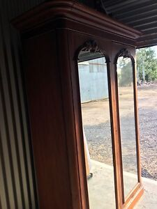Beautiful Antique Wardrobe Junee Junee Area Preview