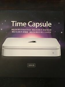 Apple Time Capsule NAS & Router