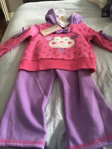 Girls outfit 6-9 mos NWT