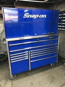 Coffre outil snap-on