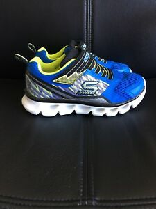 Skechers light up shoes size 12T