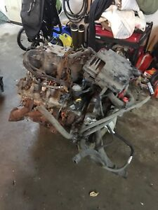03 chev 6.0 complete motor