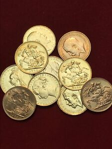 Sovereign Gold Coin Sale