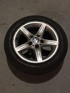 "BMW 16"" wheels summer tires"