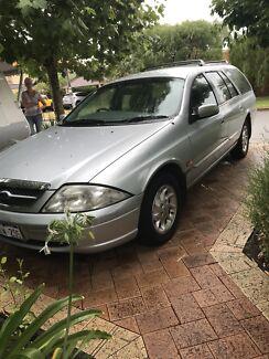Ford Fairmont Wagon 1999
