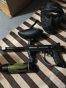 Je vend mon kit de paintball 50$