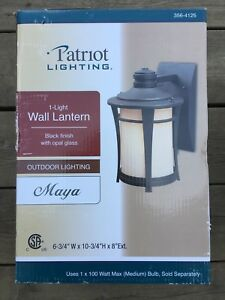 exterior wall lanterns (2 of them)