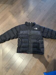 Kids north face winter jacket