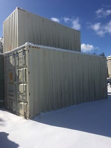 New 20' Sea Containers for sale