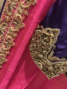 Indian Pakistani Wedding Suit