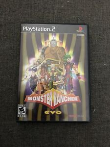 Monster Rancher - PlayStation 2