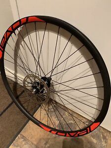 Roval Control Carbon boost wheelset new take off