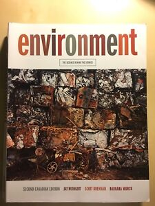 Environment Second Canadian Edition