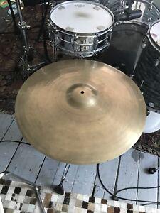 """22"""" Zilco by Azco Ride cymbal (pre Sabian)"""