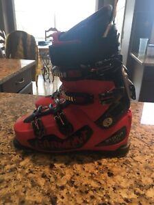 Garmont Derlirium 130 Freeride Ski Boots Size 28.0