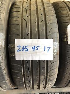 Tires 215 45 r 17