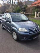 12 months rego on Citroen C3 diesel hatch 2007 Kensington Melbourne City Preview
