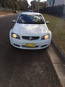 2007 ve Holden commodore Lawson Blue Mountains Preview