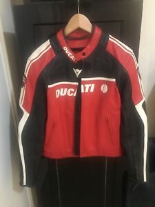 DUCATI LEATHER JACKET FOR SALE