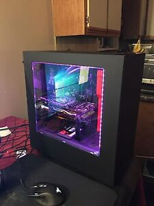Gaming PC i5 6600K - 16GB - 240GB SSD - 3TB HD - RX470