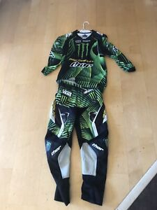 Youth Dirt Bike Outfit