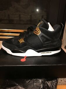 Air Jordan Retro 4 Royalty New size 12 4172f2668