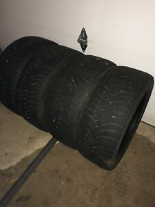 Pirelli Winter Ice Zero FR Tires