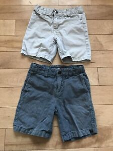 2T Quiksilver and Calvin Klein shorts