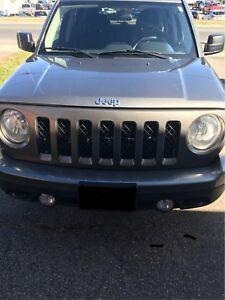 2012 Jeep Patriot Sport 4x4 2.4L