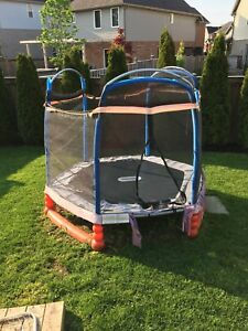 Little Tykes 7' - Kids trampoline for sale