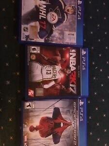 Ps4 games for sale of trade