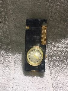 Vintage oxford clock lighter