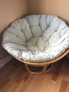 Papasan Chair!