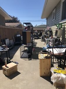 Not your normal Garage Yard Sale 8am till 9pm