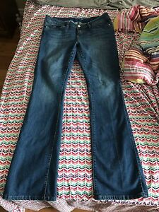 Women's size 15 jeans from eclipse.$10 worn 2/3 times.like new!