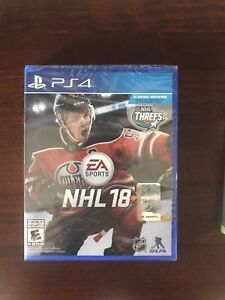 Nhl 18 ps4 brand new