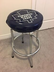 TORONTO MAPLE LEAFS bar stool