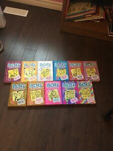 Dork diaries books 2-12