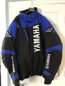 Like New Yamaha Jacket 3X