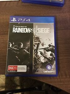 PS4 GAMES - Tom Clancy's Rainbow Six Siege Capalaba Brisbane South East Preview