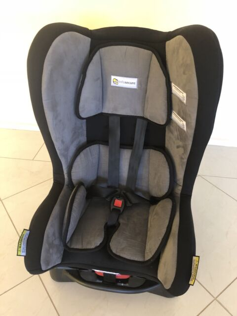 Infasecure Baby Car Seat Newborn To 4 Years