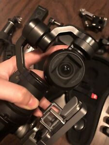 Selling my DJI osmo with sports accessories