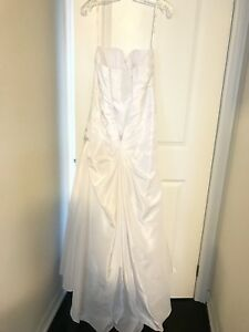 Wedding Dress, David's Bridal
