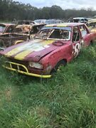 Ford cortina TE 6cyl speedway dirt car Lilydale Yarra Ranges Preview