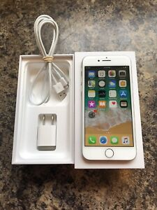 Unlocked 10/10 iPhone 8 64GB with Accessories & AppleCare