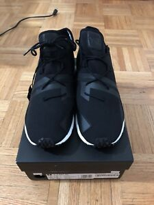 BRAND NEW Adidas Y-3 Arc RC Core Black DS Size 9