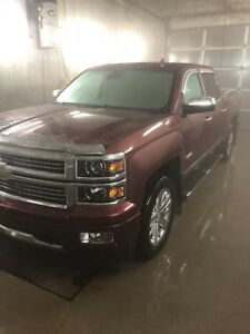 2015 Chevrolet  1500 high country