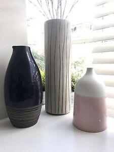 Gorgeous Earthenware Vases Potts Point Inner Sydney Preview