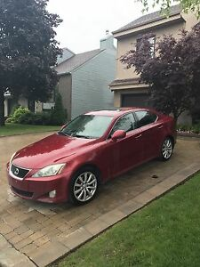 Lexus IS250 awd automatique