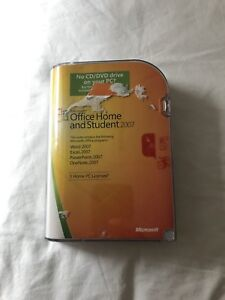 Office Home & Student 2007